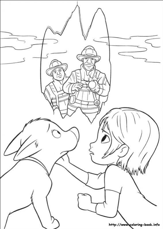 ภาพวาดระบายสีโบลท์ ซูเปอร์โฮ่ง-43