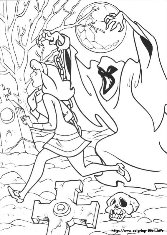 ภาพวาดระบายสีแดฟนีหนีมอสเตอร์